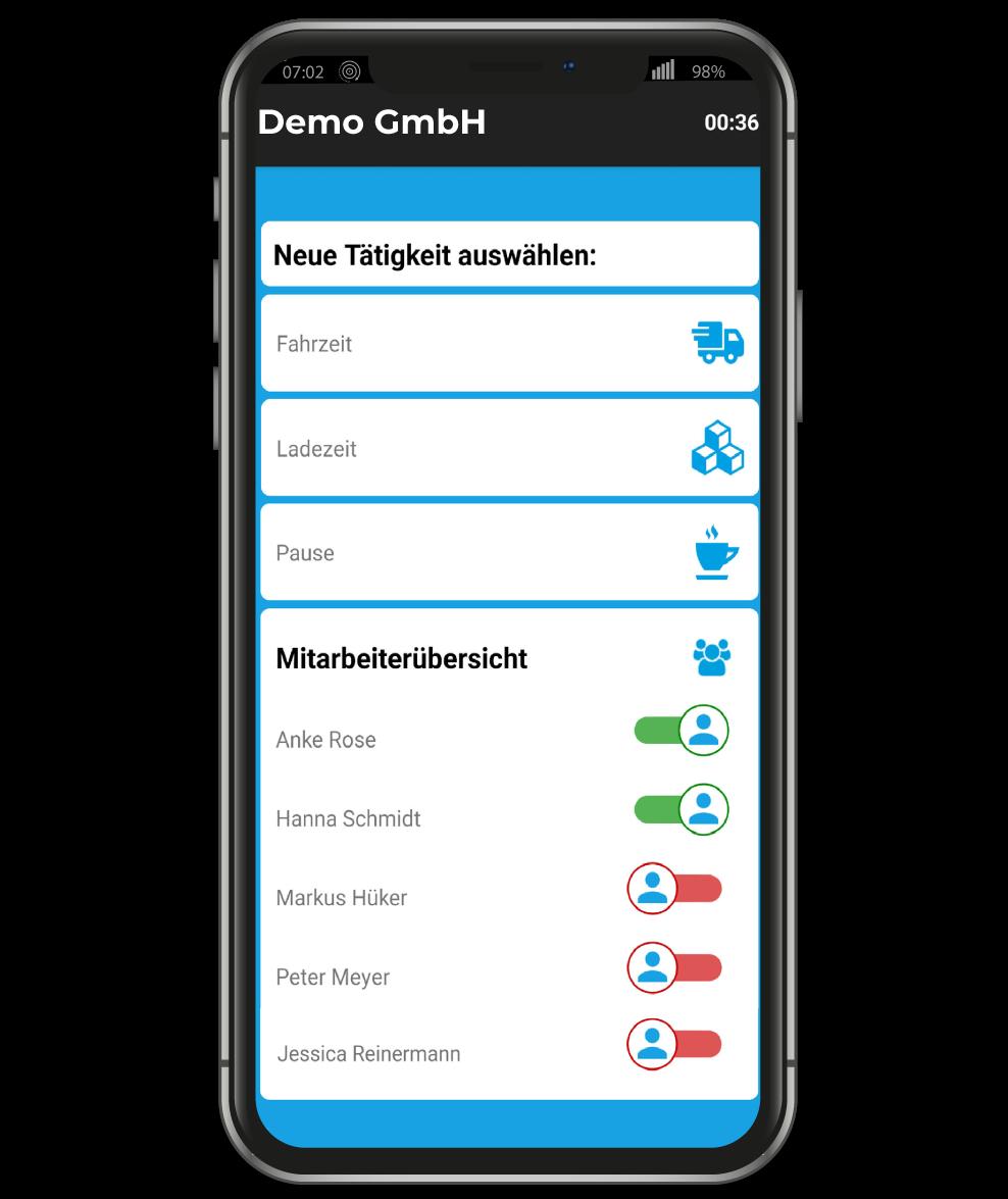 Einfache zeiterfassung app kostenlos